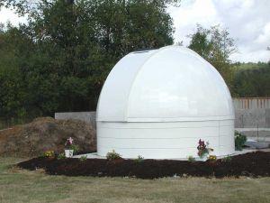 Купол обсерватории Technical Innovations PD15 (4,6 метра)