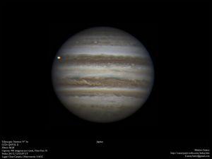 Цветная планетная камера-гид QHY 5L-II